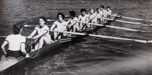 1953 Stuart Ladies RC eight