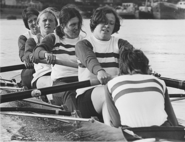 1976 GB WW4+ on the Tideway