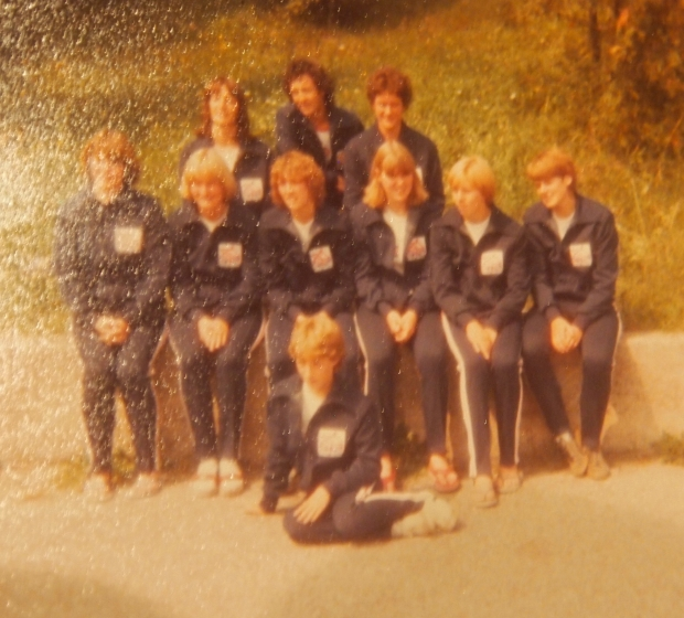 1979 GB women's eight