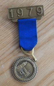 1979 Ratzeburg regatta medal