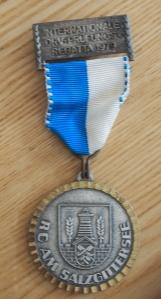 1979 Salzgitter medal