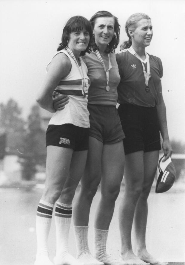W1x medallists 1981