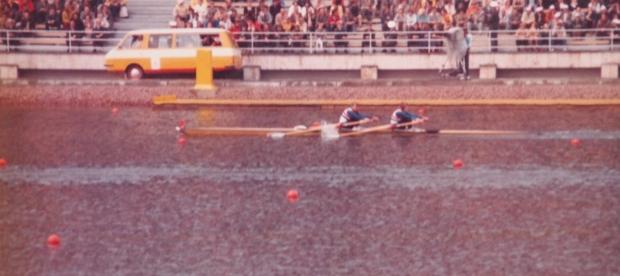 GB W2x heat - Moscow Olympics