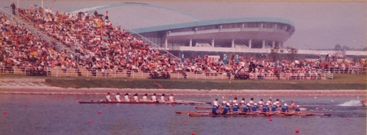 1980 Olympic Games Rowing