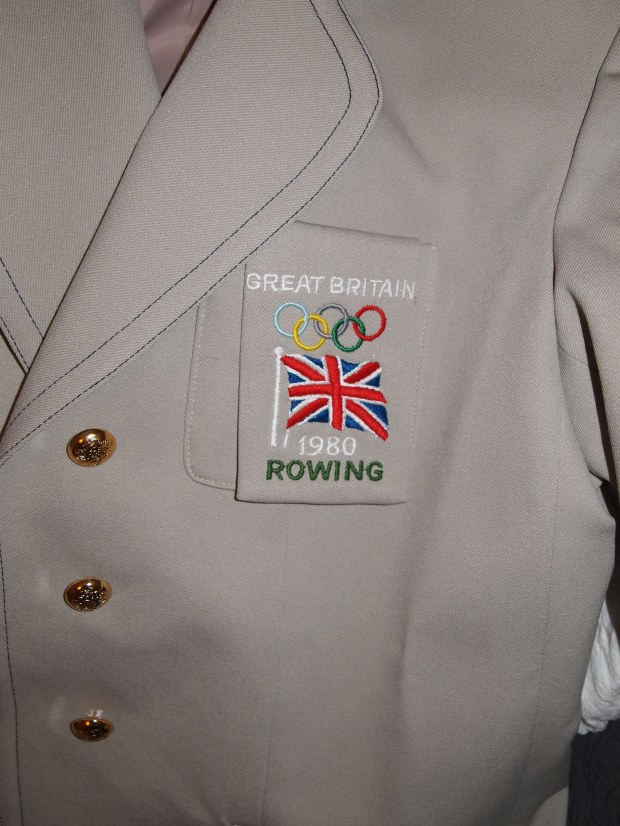 1980 British Olympic blazer