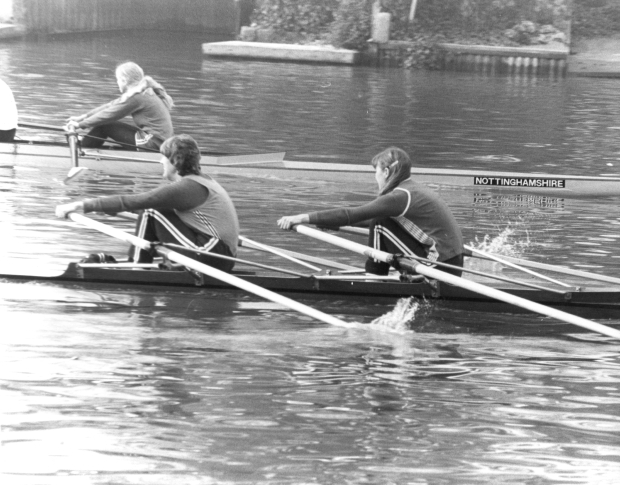 Women's Training Weekend at Kingston in 1979-1980