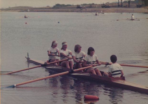 CSLRC coxed four