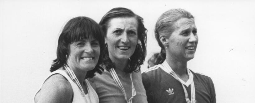 3 women medallists