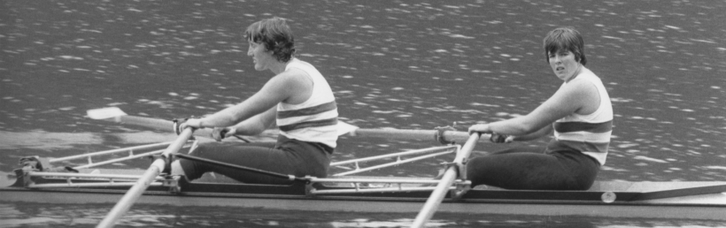 GB women's double scull