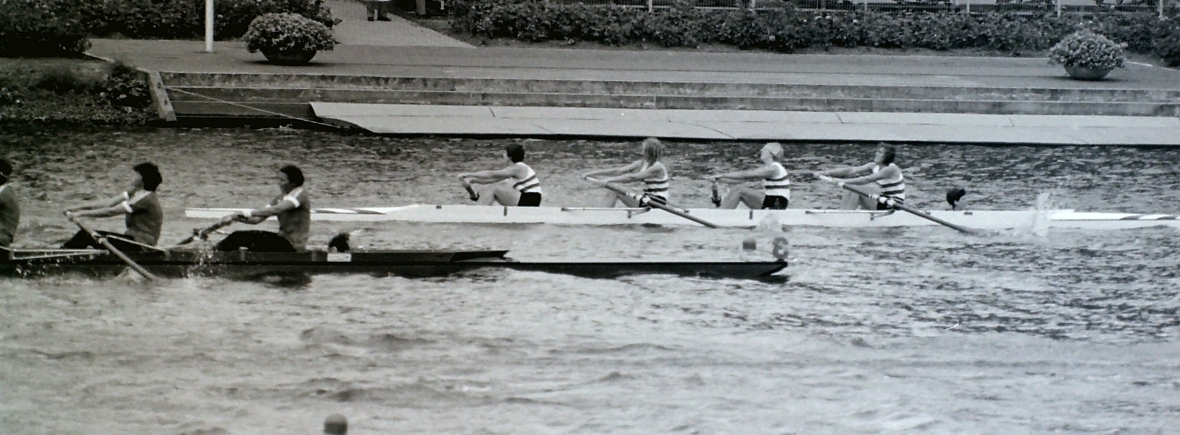 women's coxed four
