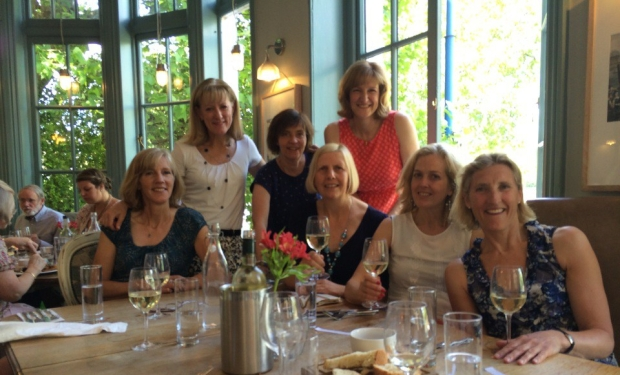LA84 GB rowing women 30 years on