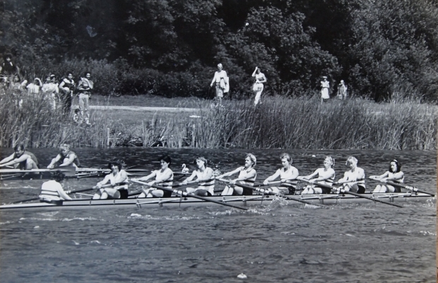 GBR women's eight