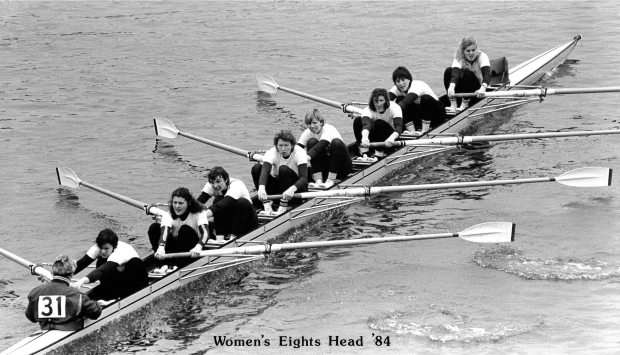 Women's eight number 31