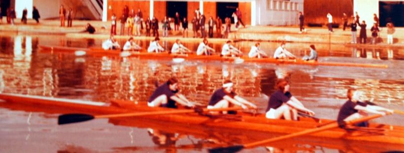 1974 Women's Boat Race