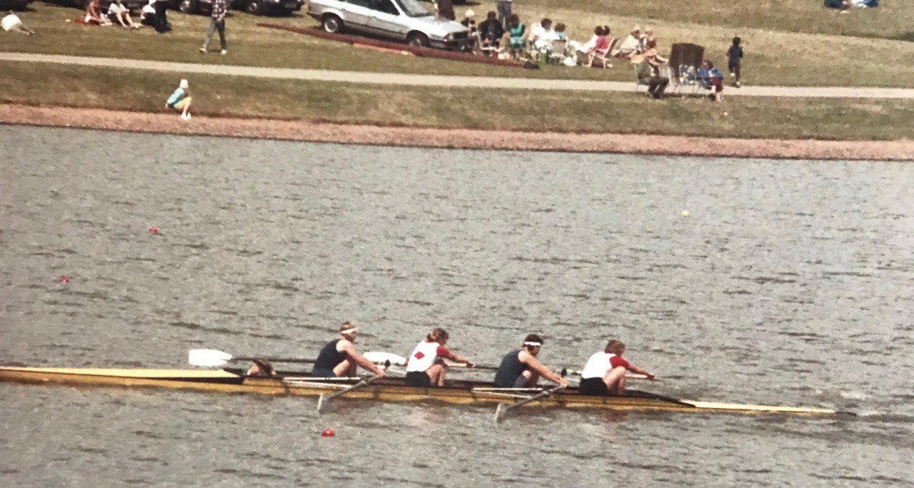 GB four at the catch
