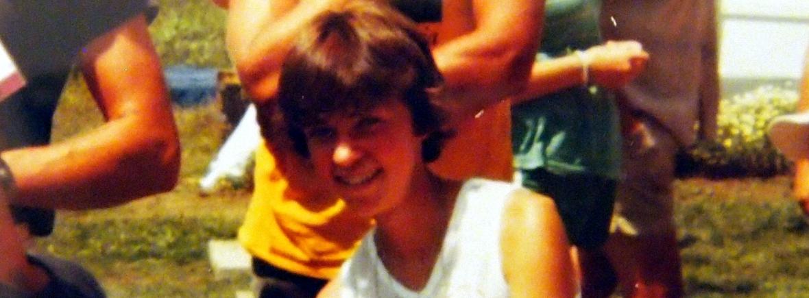 Kathy Talbot at Lake Casitas