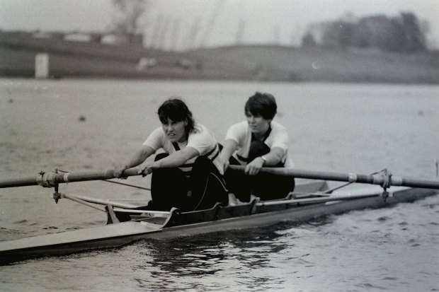 women's pair in Nottingham
