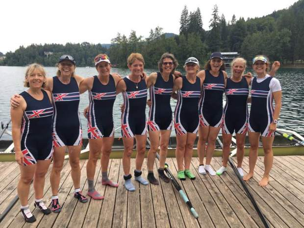 9 women in Bled