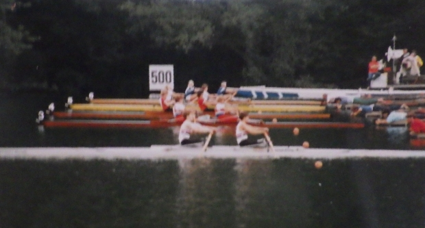 500m stakeboat start