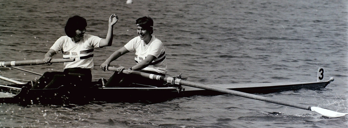 GB women's pair 1986