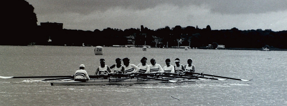 GB women's eight