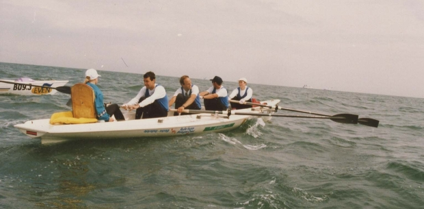 coastal coxed fours