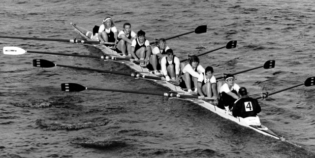 Thames RC women's eight