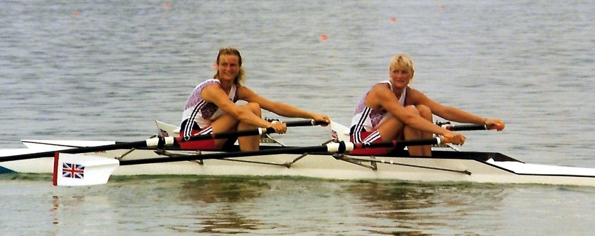 GB women's double