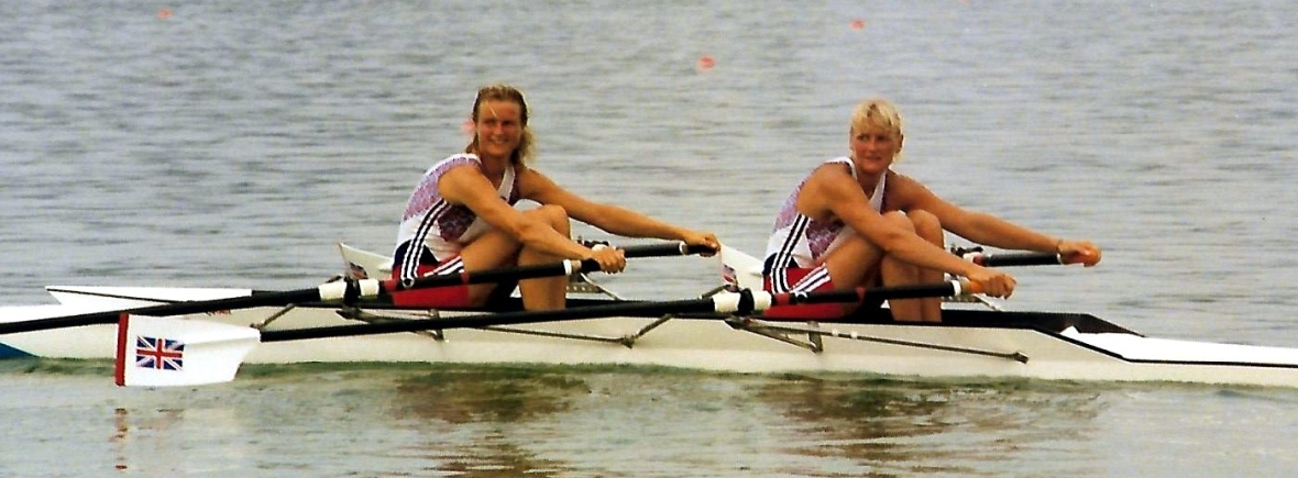 GB women's double