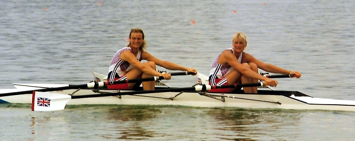 1992 Olympic Games and World Rowing Championships