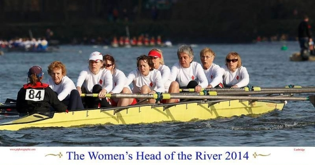 veteran women's eight