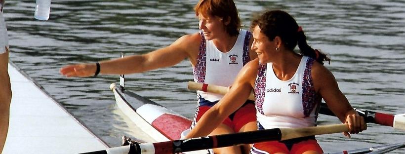 Jo Turvey and Miriam Batten