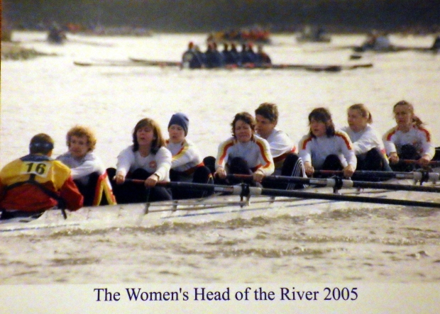 Women's eight 2005