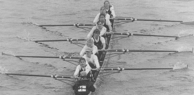 women's eight No.1